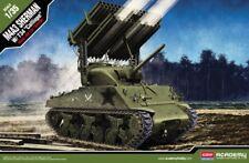 """Academy 1/35 M4A3 Sherman con T34 """"Calliope"""" # 13294"""