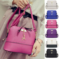 Women Handbag Leather Shoulder Bag Tote Purse Ladies Messenger Satchel Hobo Bag