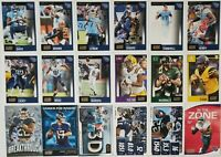 2020 Panini Score Tennessee Titans Master Team Set RCs and Inserts 18 Card Lot
