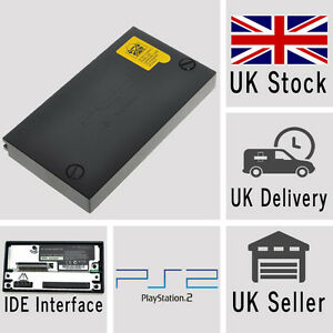 New Sony PlayStation2 PS2 IDE HD Hard Disk Drive Network Adaptor Adapter McBoot