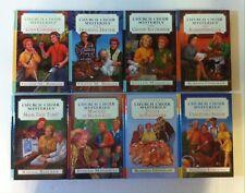 Lot 8 Guideposts Church Choir Mysteries (HC) Eileen M. Berger_Coin Conspiracy