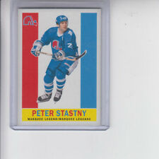 12/13 OPC Quebec Nordiques Peter Stastny Retro Legend card #541