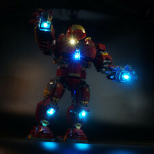 LED Light Kit For LEGO 76105 the Iron Man Hulkbuster Ultron lighting brick 76105