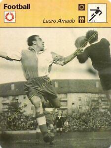 Fiche Photo Football LAURENT AMADO Edit RENCONTRE