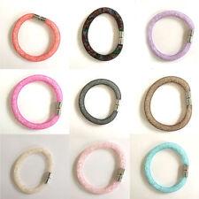 Crystal Wrap Bangle Costume Bracelets