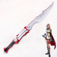 Final Fantasy XIII FF13 Lightning Gunblade Sword Cosplay Prop