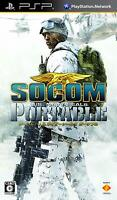 Sony PSP SOCOM: U.S. Navy SEALs Portable Japan Import