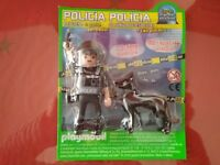 Playmobil Special Police with Black Dog - in Blister Collector LIMITED EDITION