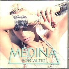 CD Medina For Altid,  dänisch, 2012, NEU