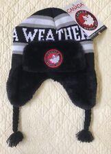Canada Weather gear Knit Winter Fleece Lined Hat Super Triple Goose Youth O/SFM