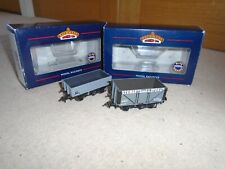 Pair of Bachmann Wagons for Hornby OO Gauge Sets