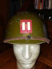 WWII US Helmet Liner