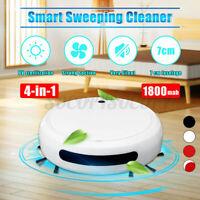 UV Sterilizer Rechargeable Vacuum Cleaner Smart Robot Floor Dust Sweeper Sprayer