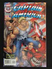 Captain America #2 December 1996 Rob Liefeld Jeph Loeb Nick Fury