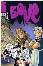 Bone No.3 / 1996 Jeff Smith / Image Comics