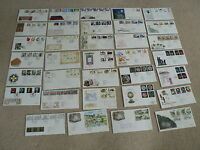Royal Mail First Day Covers - 1987, 1988, 1989, 1990, 1991 - Sold Individually