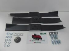 """GENUINE Westwood / Countax Tractor 50"""" Cutting Blade Kit 40505800 S3"""