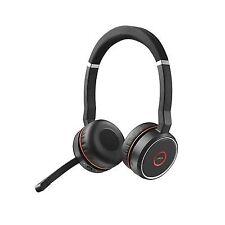 Jabra Evolve 75 MS Stereo Home Office Wireless Headset