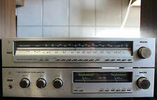 Philips Stereoanlage Verstärker und Tuner mit Plattenspieler Eingang