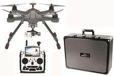 Walkera Scout X4 GPS Carbon inkl. Devo F12E + Alukoffer + G-3D + iLook+  NEUWARE