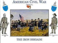 A Call To Arms American Civil War The Iron Brigade Plastic Soldier 1:32