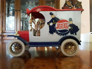 Gearbox 1912 Ford Model-T Pepsi Cola  Delivery Truck - Coin Bank