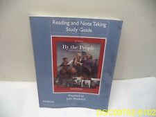 9780133102215 Study Guide for By the People: A History of the United