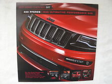 Jeep Grand Cherokee SRT - Prospekt Brochure 2015