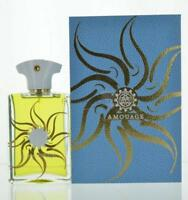 Sunshine By Amouage For Men Eau De Parfum 3.4 Oz 100 Ml For Men