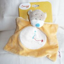 Doudou Ours Bengy - Neuf