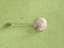 Sterling Silver Stick Pin Vintage, Two (2) Inch'S Long