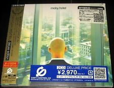 Moby - Hotel (2005) JAPAN 2 CD NEW DELUXE EDITION Digipak FREE SHIPPING!!
