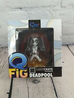 DEADPOOL Q FIG LOOT CRATE EXCLUSIVE FIGURE MARVEL