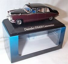 Daimler DS420 Limousine Presidential car Queen Mother 1970s New in Box