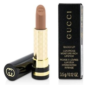 Gucci Lip Luxurious Moisture Rich Lipstick 3.5g Shade 310 CIPRIA