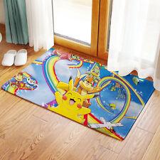 Neu POKEMON Pikachu Matte Badezimmer Toilette Vorleger Teppich Fußmatte 40x60CM