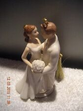 Lenox China - 2014 -Ornament - Bride and Groom