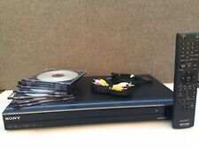Sony DVD Recorder With HDMI 1080p Up Scale-RDR-GX380