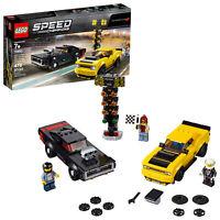 LEGO 2018 Dodge Challenger SRT Demon and 1970 Speed Champions 75893 Mint Sealed