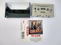 The Clash, Cut The Crap, cassette tape