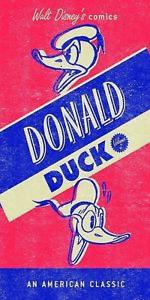 Donald Duck Bath Towel Beach Towel Towel 70 X 140 CM