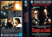(VHS) Tango und Cash - Sylvester Stallone, Kurt Russell, Jack Palance (1989)