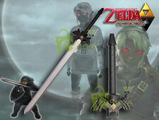 """41"""" Foam Padded Dark Link's Zelda Master Sword LARP Cosplay halloween costumes"""