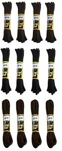 2 Pairs 140cm Length Heavy Duty Grafters top Brand Replace Work Boots Shoe laces