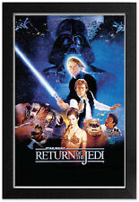 star wars framed home décor posters prints for sale ebay