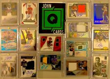 🔥🔥🔥HOT PACKS🔥🔥🔥 4 GUARANTEED HITS - Auto/Jersey/Rookie/Patch Hobby Packs!