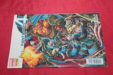 fumetto FANTASTICI 4 QUATTRO editoriale MARVEL ITALIA PANINI numero 301