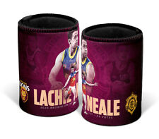 2020 Brisbane Lions AFL Lachie Neale Brownlow Medal Can Cooler Stubby Holder