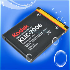 Genuine Kodak Klic-7006 Battery M580 M530 M550 M531 M522 MINI M532 M552 Touch
