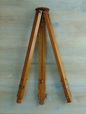 Vintage tripod wooden FKD 13*18 Soviet Russian USSR